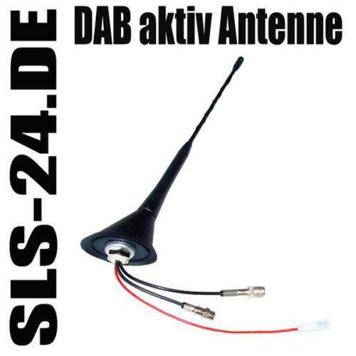 dab autoradio antenne auto hi fi navigation ebay. Black Bedroom Furniture Sets. Home Design Ideas