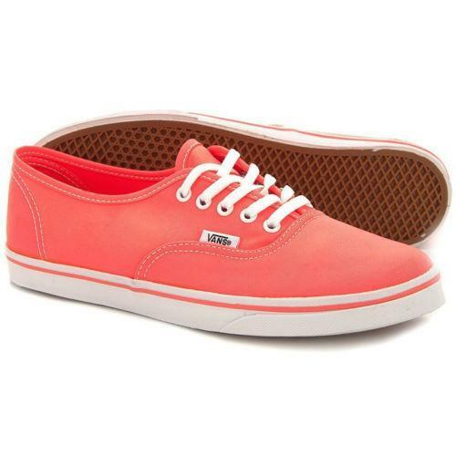 Coral Vans: Clothing, Shoes & Accessories
