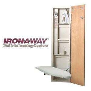 NEW IRON-A-WAY IRONING CENTER - 122782876 - PREMIUM WITH SWIVEL