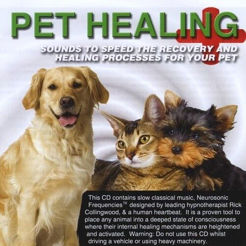 Various Artists - Pet Healing / Various [New CD]