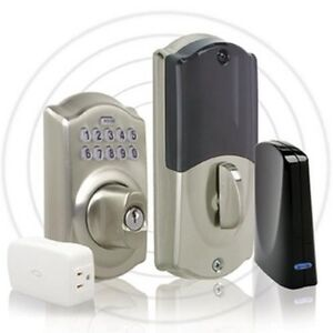 BE369GR-Schlage-Nexia-Wireless-Deadbolt-kit-includes-bridge-light-module