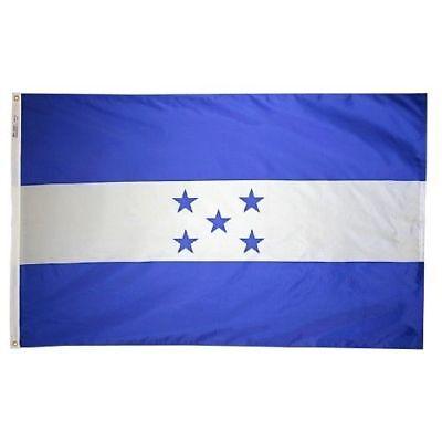 Country Flag Banners (3x5 Honduras Flag Honduran Banner Central American Country Pennant)