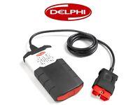 Car diagnostic code reader tool Delphi Diagnostic R3 2015 Wow Wurth 5.00.12 OBD2 2017 Haynes Pro +