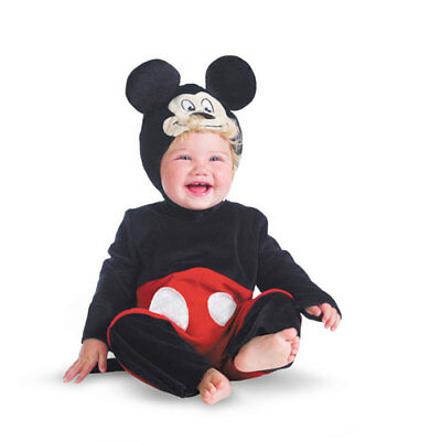 Toddler Boys Mickey Mouse Costume (Boys Mickey Mouse Disney Infant/Toddler)
