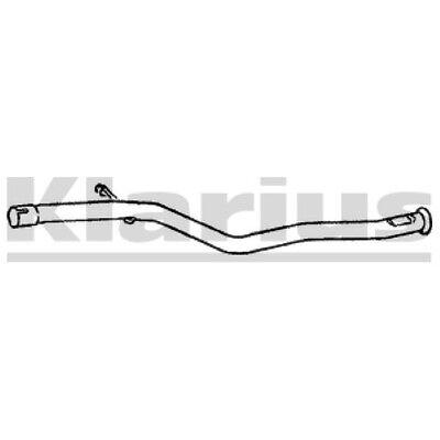 1x KLARIUS OE Quality Replacement Repair Pipe Exhaust For PEUGEOT, CITROËN