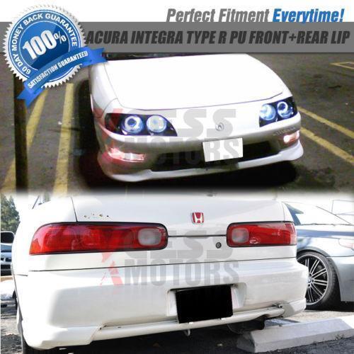 Integra OEM Front Bumper