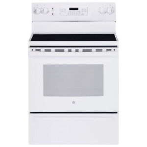 Great Deals on GE Self-Cleaning Range - Limited Stock