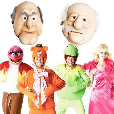 70s Outfits For Men (1970s Muppets Adults Fancy Dress TV Character 70s Mens Ladies Costumes)