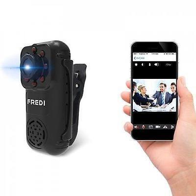 Outdoor Security Camera Wireless Surveillance 720P Night Vision Motion Sensor