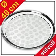 Tablett Silber