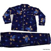Boys Flannelette Pyjamas