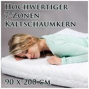Kaltschaummatratze 90x200