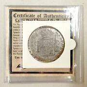 Piece of Eight Coin