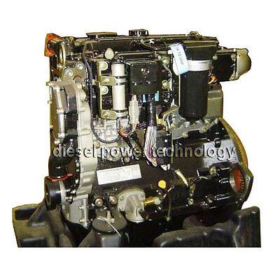 Caterpillar 3054e Remanufactured Diesel Engine Long Block Or 34 Engine