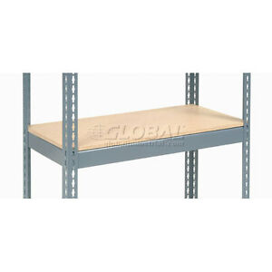 """Heavy Duty BOLTLESS Shelving 48""""Wx12""""Dx96""""H With 4 Wood Shelves Windsor Region Ontario image 4"""