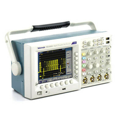 Tektronix Tds3054c 500 Mhz 4-channel Digital Phosphor Oscilloscope