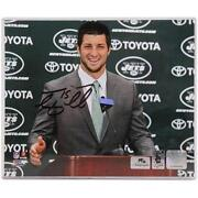 Tim Tebow Signed 8x10
