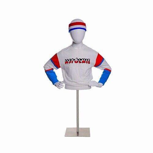 Egghead boy sport mannequin Torso Display Dress Form #MZ-YD-K06