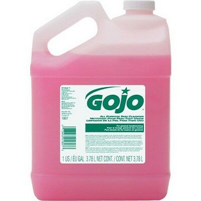 1 Gallon Pink Soap All Purpose Skin Cleanser - 4 case.