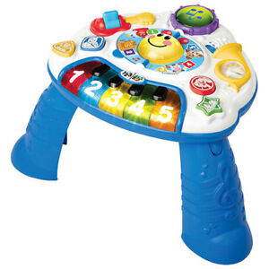 table d'éveil Baby Einstein