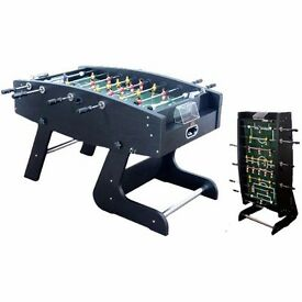 "BCE Table Sports 4' 6"" Folding Soccer Table"