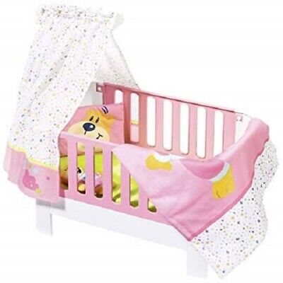Zapf Creation Baby Born Magic Bed Heaven Toy Playset For 43cm Dolls with (Baby Born Magic)