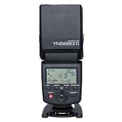 Yongnuo Yn568exii Yn568ex Ii Wireless Slave Ttl Flash 70d...