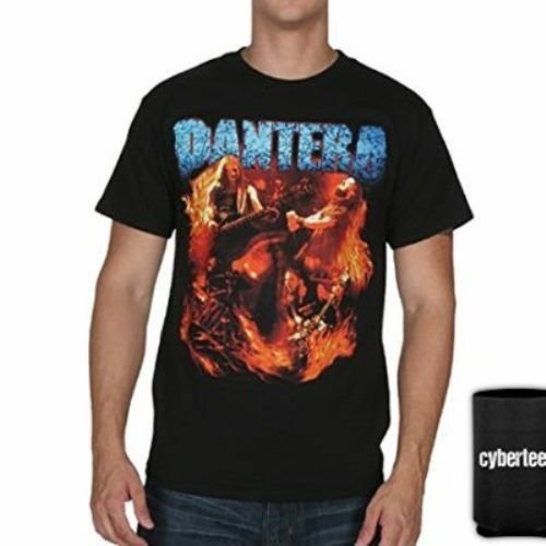 Купить Alstyle Apparel - New: PANTERA - Group Photo (Black) Metal Concert T-Shirt