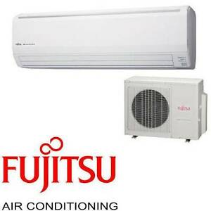 NEW Fujitsu ASTG24KMCA C7.1KW H8KW split system air conditioner. Caboolture Caboolture Area Preview