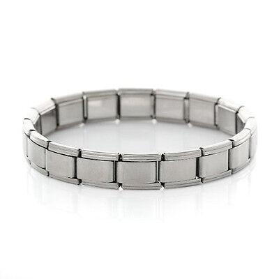 Starter Italian Charm 18 Link Bracelet 17.5 Cm (Plain) Bracelets