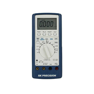 Bk Precision 393 True-rms Handheld Acdc Digital Multimeter With Usb