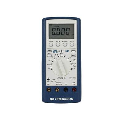 Bk Precision 393 True-rms Handheld Acdc Digital Multimeter With Usb