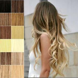 Remy clip in hair extensions ebay 24 clip in remy hair extensions pmusecretfo Choice Image
