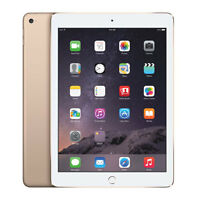 Apple iPad Air 2 16GB With Wi-Fi - Gold (BRAND NEW SEALED)