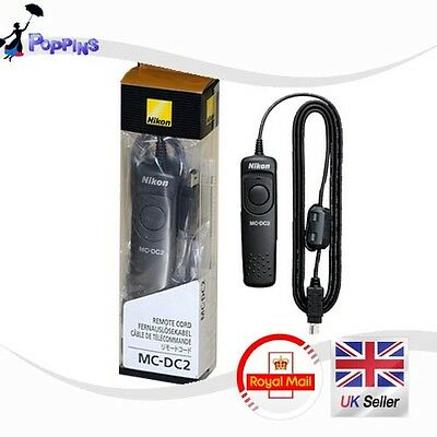 NEW Genuine Nikon MC-DC2 Remote Cord MCDC2