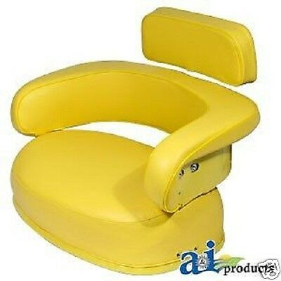 3 Piece Yellow Seat Cushion Set John Deere 301040204320452050207520bh