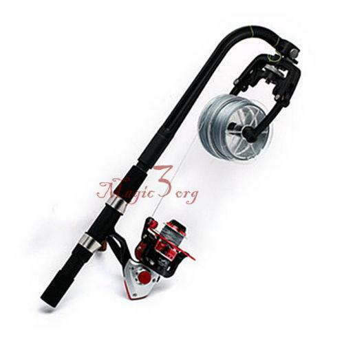 Fishing line machine ebay for Fishing line winder