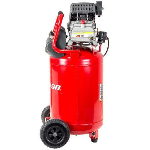 Snap on air compressor ebay for Can i use motor oil in my air compressor