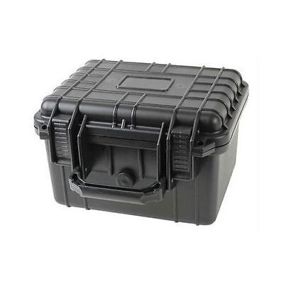 "10"" Deep Weatherproof Dry Box Case 4 GoPro Camera Gun W/"