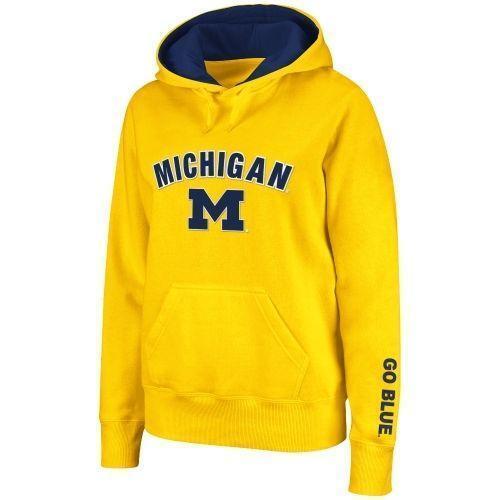 Michigan Wolverines Hoodie  College-NCAA  0b8bdca25
