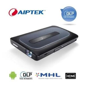 Aiptek Mobile Cinema DLP Pico Projector iPhone