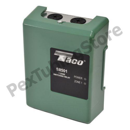 taco zone valve taco relay
