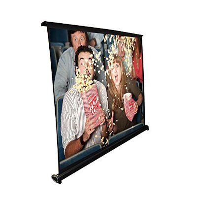 Pyle PRJTP46 40 Projector Screen, mobile Pull-Out Style