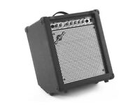 35W Electric Guitar Amp with Reverb and Distortion Like New