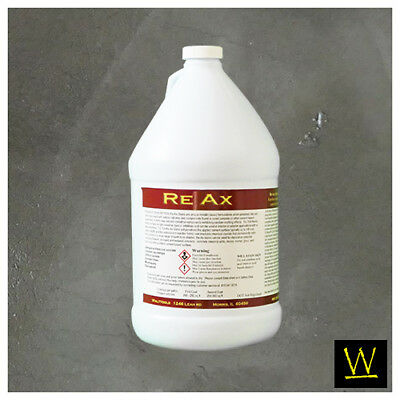 Walttools Re-ax Reactive Concrete Stain 1 Gal Varied Slate 12 Colors Available