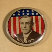 Wilson Political Button
