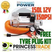 12V Air Compressor 150L