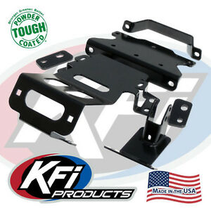 KFI Can-Am Renegade Winch Mount 100725