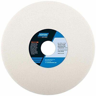 Norton 66253350640 Surface Grinding Wheels Size 8 X 12 X 1-14