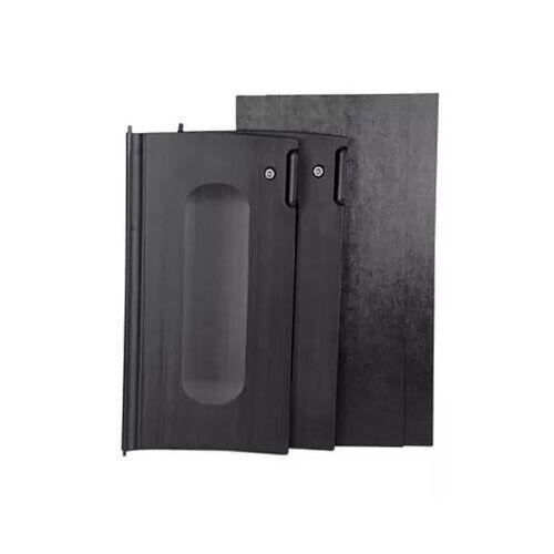 Rubbermaid FG9T8500 Locking Cabinet Door Kit High Capacity Cart Executive Series